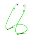 MR3036-D Green Silicone Earphone Anti-Lost Rope – 1