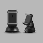 MR6044-A Black 360 Degree Car Phone Holder – 3