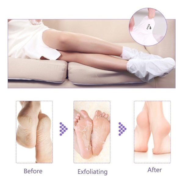 Aliver-Aloe-Exfoliating-Feet-Mask-Socks-Baby-Soft-Foot-Remove-Peel-Off-Dead-Skin